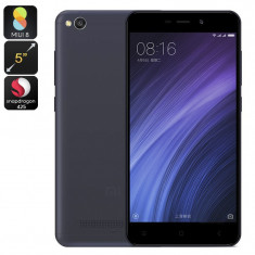 Xiaomi Redmi 4a Android Smartphone (Grey)