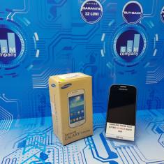Samsung Trend Plus S7580 Black Impecabil FACTURA+GARANTIE Fullbox - Telefon mobil Samsung Galaxy Trend Lite, Negru, Neblocat, Single SIM