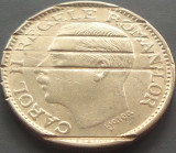 Moneda istorica demonetizata 100 LEI, anul 1936 CAROL II *cod 2600