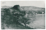4289 - BALCIC, Dobrogea, Panorama - old postcard, real PHOTO - used - 1932, Circulata, Fotografie