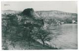 4289 - BALCIC, Dobrogea, Panorama - old postcard, real PHOTO - used - 1932