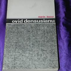 Marin Bucur - Ovid Densusianu (f0921 - Studiu literar