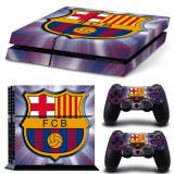 Skin / Sticker FCB Barcelona Playstation 4 PS4  FAT  / / PRO, Huse si skin-uri