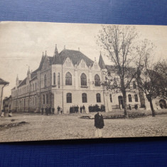 Sebeș (Sebeșul Săsesc) Jud: Alba - Carte Postala Transilvania 1904-1918, Circulata, Fotografie