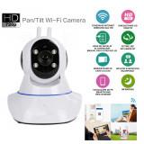 Sistem complet de supraveghere CCTV Camera IP WIFI HD 720P WIRELESS