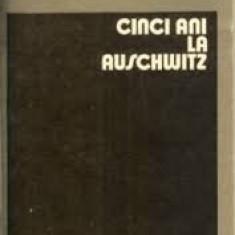 Wieslaw kielar cinci ani la uschwitz - Carte Istorie