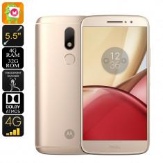 Lenovo Moto M Android Smartphone (Gold)