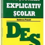 Dictionar explicativ scolar - DEX