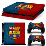 Skin / Sticker / Autocolant FCB Barcelona Playstation 4 PS4 FAT / PRO, Huse si skin-uri