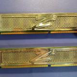 Memori PC OCZ Platinum 4GB (2 x 2GB) 240-Pin DDR3 SDRAM DDR3 1600, DDR 3, 4 GB, Dual channel