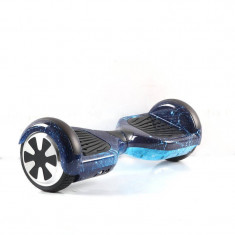 Hoverboard 6.5 inch blue galaxy