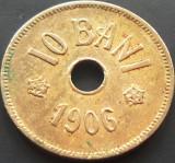 Moneda 10 Bani - ROMANIA, anul 1906   *cod 4343