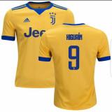 Tricou JUVENTUS MODEL NOU 2018 AWAY HIGUAIN, XL, XS, Tricou fotbal