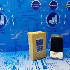 Samsung Galaxy Ace 4 Silver G357FZ FACTURA+GARANTIE IMPECABIL Fullbox - Telefon Samsung, Negru, Neblocat, 1 GB, 2G & 3G