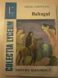 Mihail sadoveanu baltagul