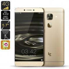 LeEco Le Max 2 Smartphone 6GB + 64GB (Gold)