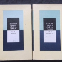 Filosofia Greaca Pana La Platon Vol.1 Partea 1+2 An 1979-7 - Filosofie
