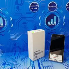 Samsung Galaxy J3 2016 J320F Black Duos FACTURA+GARANTIE Fullbox - Telefon Samsung, Negru, 16GB, Neblocat, Dual SIM, Dual core