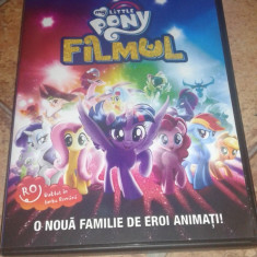 My Little Pony: The Movie - Dublat in limba romana - Film animatie lionsgate, DVD