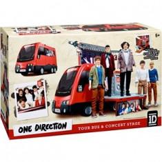 Autobuz cu scena One Direction - Jucarie interactiva