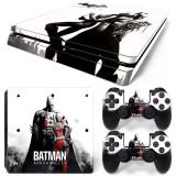 Skin / Sticker Batman Playstation 4 PS4 SLIM, Huse si skin-uri