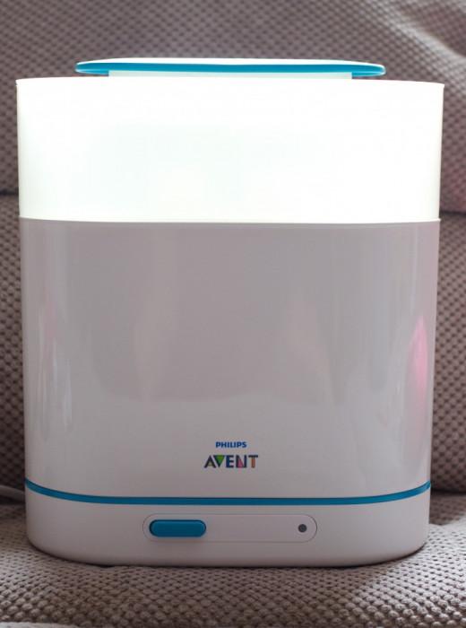 Sterilizatorul electric cu aburi 3 in 1 Philips-AVENT foto mare