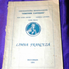 Limba franceza curs - Ioan Petru Cenuse, Gabriela Lupchian (f0902 - Curs Limba Engleza