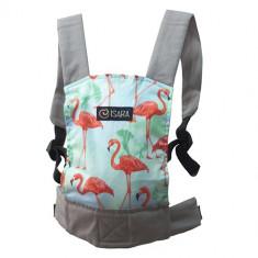 Marsupiu de Jucarie Flamingo Domingo & Rockland