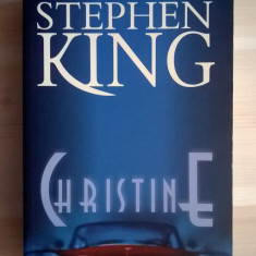 Stephen King - Christine {Nemira, 2004} - Carte politiste
