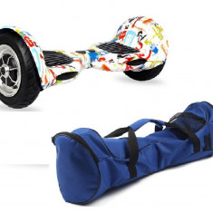 Hoverboard Extreme Balance Graffiti off road 10 inch