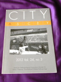 City and Society 2012 american anthropological society antropologie (f0875
