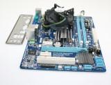 Kit Gigabyte GA-G41MT-S2PT+cpu E8400-2x3.00Ghz+!8Gb DDR3+cooler P125, Pentru INTEL, LGA775, DDR 3