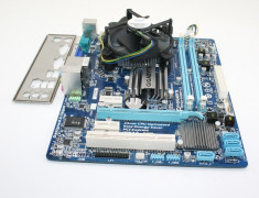 Kit Gigabyte GA-G41MT-S2-PT+cpu E8400-2x3.00Ghz+!8Gb DDR3+cooler P125 foto