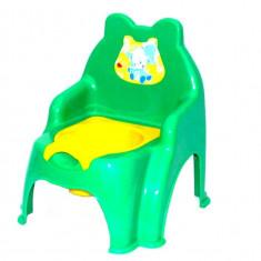 Olita pentru copii Doloni cu elefant, verde inchis