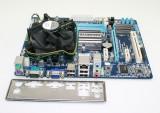 Kit placa baza Gigabyte GA-G41MT-S2+cpu E7500-2x2.93Ghz+!8Gb DDR3+cooler P121, Pentru INTEL, LGA775, DDR 3