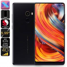 Xiaomi Mi Mix 2 Android Phone (Black)