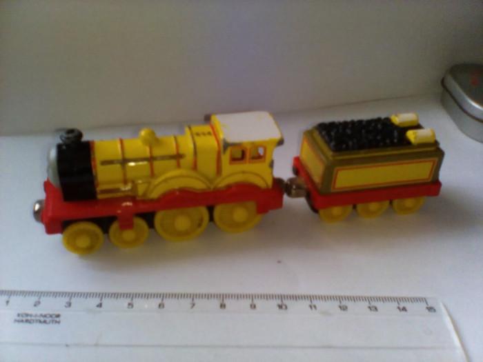 bnk jc Thomas & Friends - locomotiva  Molly cu tender