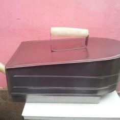 Gratar de bucatarie cu apa pentru fripturi la aragaz 400X250x140 mm