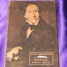 Hans Christian Andersen - Povestea vietii mele (f0934
