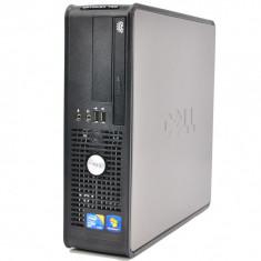 Desktop dell optiplex 780 cu monitor HP - Sisteme desktop cu monitor Dell, Intel Core 2 Duo