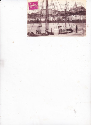 Franta  carte postala    1932  56 foto