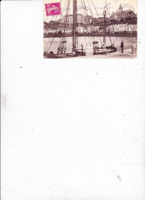 Franta  carte postala    1932  56 foto mare