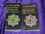 A E Baconsky - Remember. Flas jurnal de calatorie (f0938
