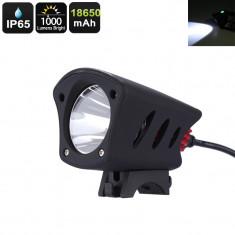 1000 Lumen Bike Light