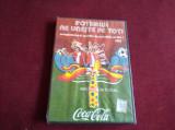 DVD  FOTBALUL NE UNESTE PE TOTI PELE, Romana