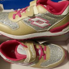 Adidas lotto - Adidasi copii Lotto, Marime: 30, Culoare: Roz