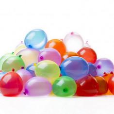 Baloane Water Balloons pentru bataie cu apa, set 37 de bucati asortate - Baloane copii