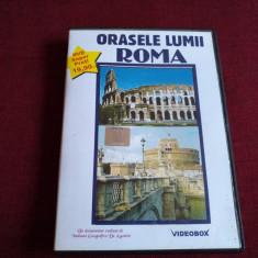DVD ORASELE LUMII ROMA - Film documentare, Romana