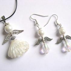 Set ingerasi 30352 - Set bijuterii handmade si fashion
