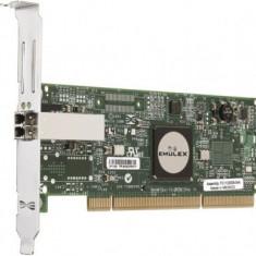 Placa de retea Tp-link fibra optica Emulex Noua 2 Gygabit P196, Intern, PCI